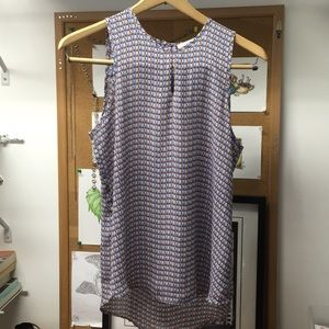 Violet & Claire Tops - Sleeveless Blouse - size small. Violet + Claire.